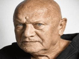 "Trumped by Faust – Steven Berkoff, Donald Trump, Sir Philip Green, Dominic Chappell – Steven Berkoff compares Donald Trump to Faust on the day after the man he called ""Al Capone crossed with Shylock's"" associate gets jailed for six years."