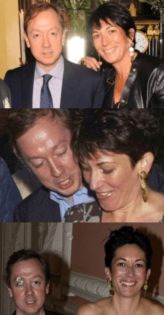 """Grotesque Ghislaine Grubbily Groans – Ghislaine Maxwell in clink – As grotesque Ghislaine Maxwell is deservedly denied bail, PR peddler Brian Basham bizarrely drones on about China and """"show trials"""" whilst author Don Winslow references the pressure now placed on Donald Trump."""