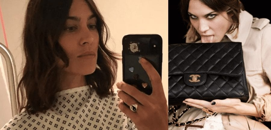 "Post-Pandemic Pillock Alexa Chung – Fashionista shares her plans – Fashion fruitcase Alexa Chung arrogantly announces that she has no interest in anything other than ""endless parties"" in ""post-pandemic"" times."