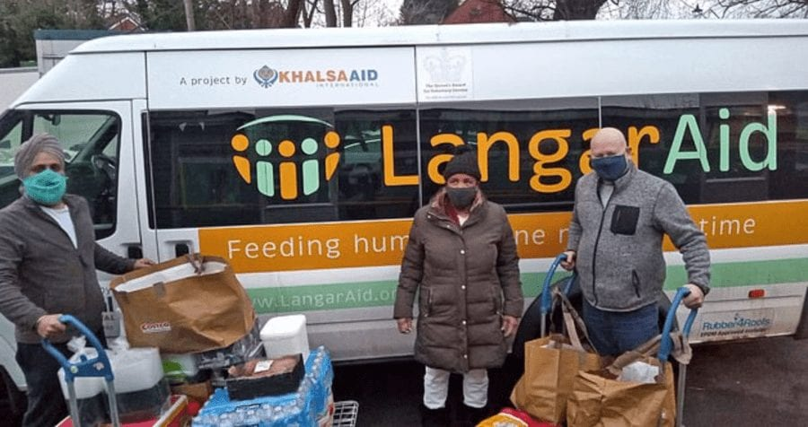 Heroes of the Hour 2021 – Bill and Cath Mullarkey – Bill and Cath Mullarkey are using their EuroMillions winnings to to feed homeless people in the COVID-19 lockdown.