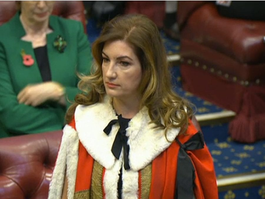 """Moron of the Moment 2021 – Karren Brady – Poundland muckspreader Karren Brady desperately seeks attention by bleating that men are """"sexist"""" against her; Lady Brady brought up a story from years ago proving she's nothing new to say."""