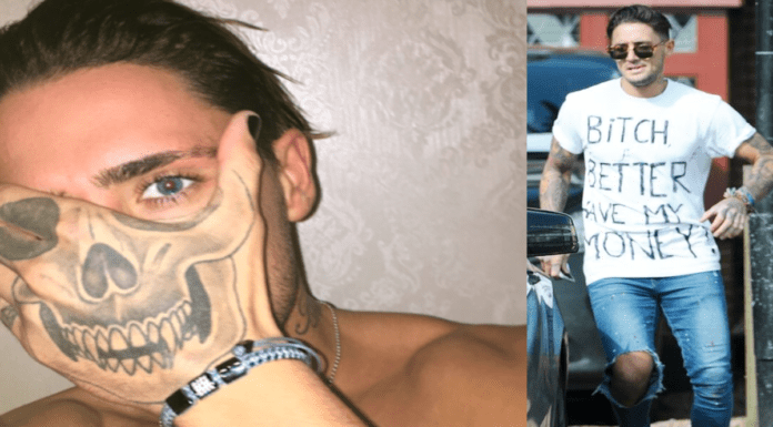 Moron of the Moment 2021 – Stephen Bear – Pure reality TV filth – Shameless scumbag sex pest Stephen Bear yet again proves himself to be the finest example of all that is wrong in once Great Britain.