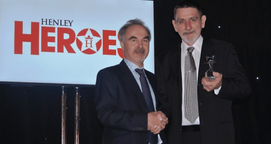 'Henley's 9/11' – BinGate (Part II) – David Eggleton NOT happy – Row about 'heritage' bins and solar bins in Henley rumbles on; temper tantrum prone 'Cavalier councillor' David Eggleton still isn't satisfied.