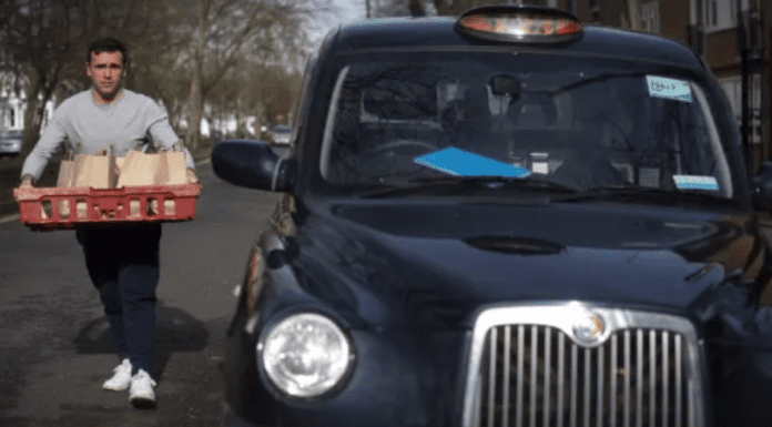 Hero of the Hour 2021 – Josh Kelly, Popham Pies taxi delivery service – Enterprising Islington cabbie Josh Kelly turns to delivering pie and mash to replace fare absence during coronavirus lockdowns.