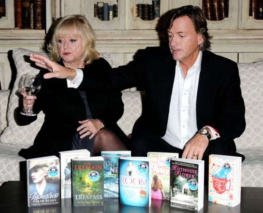 """Modest Madeley (And 'Mummy' Finnigan) – Richard and Judy – Alleged shoplifter and 'modern day Dorian Gray' Richard Madeley attempts to convince 'Mirror' readers that his relationship with alleged old soak 'mummy' Judy Finnigan is """"normal."""""""