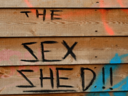 "Southend Sexual Shed Scandal – Scandal of sex in sheds in Southend – Southend councillor Brian Ayling gets into hot water over building sheds in his garden where his son engaged in ""sexual activities."""