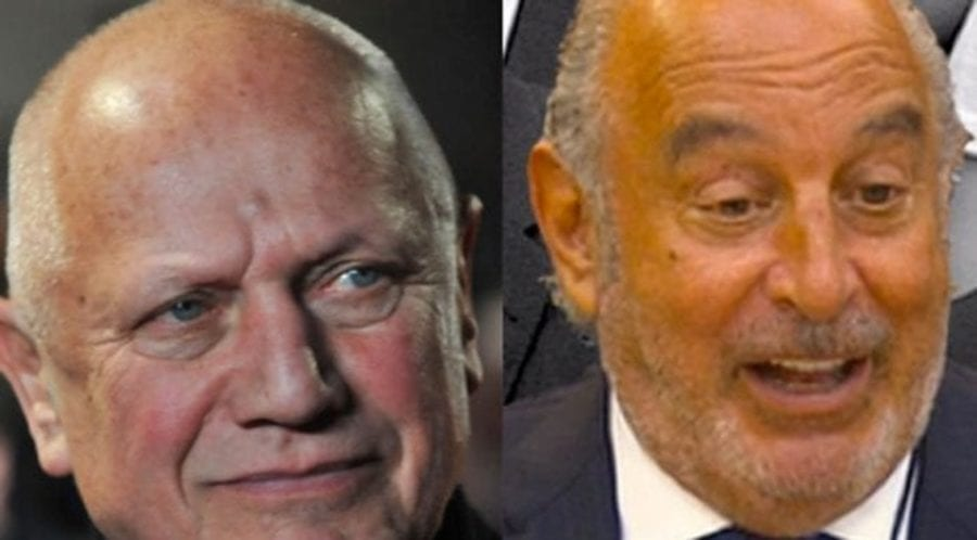 Shifty Job Killer – Sir Philip Green's real legacy: 25,000 jobless – 'Sir Shifty' Philip Green's legacy now should be just one thing; this beached whale billionaire should go down in history as a job killer.