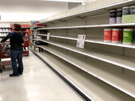 A Sorry Shelf Saga – Tesco shopper rants about shelf rearrangements – Northamptonshire Tesco shopper gets into a tizzy over shelf movements and furiously compares matter to wartime.
