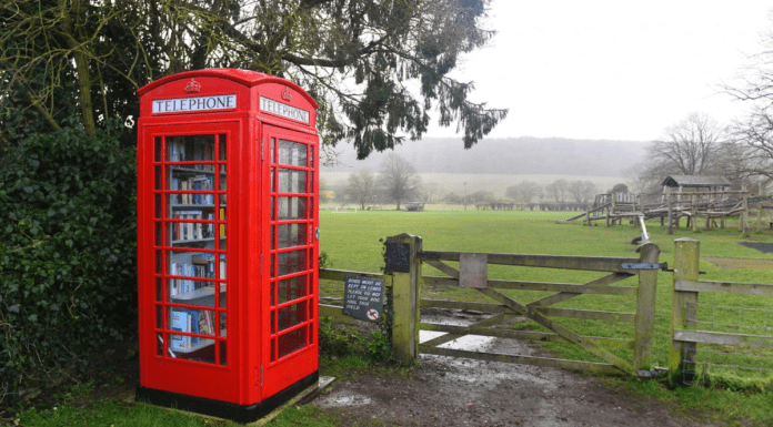 """Bonkers Book Sexchange Saga 2021 – Book exchange filled with erotica – Reaction of """"pooterish residents"""" of Hurstbourne Tarrant, Hampshire to community library becoming a """"book sexchange"""" is laughable and condemned as """"righteous indignation."""""""