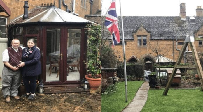 "Wallies of the Week – Martin and Lesley Kipling – Aston Martin driving company director named Mr Kipling appeals to Prince Charles for ""clemency"" for UPVC conservatory added without planning permission to his Grade II listed home that John Profumo fled to in 1963; he doesn't want to return to ""lap tray suppers."""