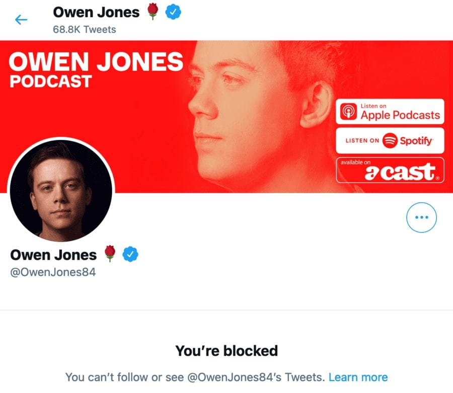 Moron of the Moment 2021 – Owen Jones – Matthew Steeples slates obnoxious opportunist Owen Jones for his latest ridiculous rant about Piers Morgan and Winston Churchill on 'Good Morning Britain.'