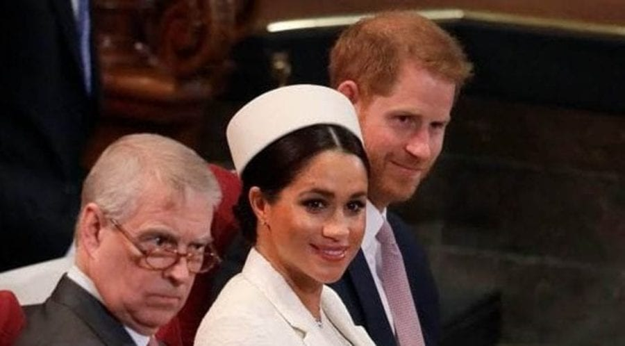 The MeGain & Randy Show – Prince Andrew and Meghan Markle scandal – It's time for the 'MeGain & Randy Show'… As dopey dipstick Diane Abbott MP sticks her gumboots into the fallout of the Duchess of Sussex's car crash interview, the scandalous Prince Andrew should again be called to answer questions.