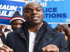 A Coked Candidate – Tory wannabe Mayor Shaun Bailey on the poor and drugs – Wannabe Mayor of London Shaun Bailey makes a berk of himself discussing drug use by the poor; he neglected to mention wealthy coked-up Conservative sorts. Trailing in 3rd behind Brian Rose and Sadiq Khan.