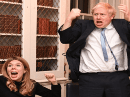 """Don't Come On Carrie! The nation does NOT need Carrie Symonds – Matthew Steeples argues that Daniel Johnson's """"Come on, Carrie: your country needs you!"""" call to Boris Johnson's wine chucking latest baby mama is nothing but claptrap."""