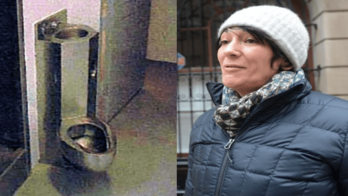 Mucky Maxwell's Bogus Bogtrot 2021 – Ghislaine Maxwell's latest lies – Mendacious madam Ghislaine Maxwell's moaning about her prison conditions exposed as bogtrot as she is revealed to be a mucky pup in the bathroom area.