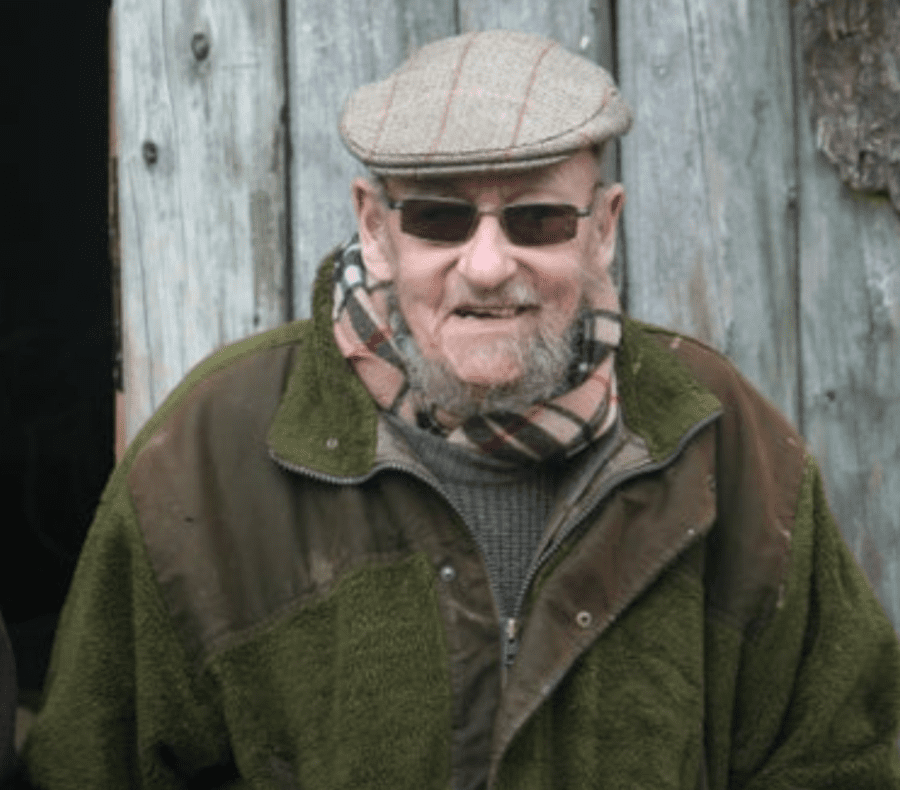 Hero of the Hour 2021 – 86-year-old steeplejack Peter Harknett – That 86-year-old steeplejack Peter Harknett has just completed his final job climbing St Giles Church in Horsted Keynes is remarkable.