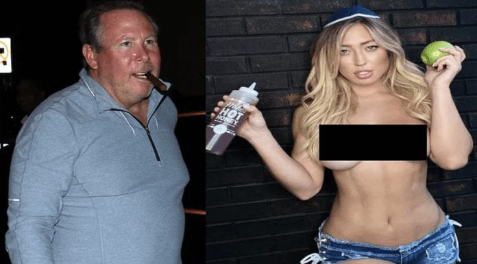 """Wallies of the Week 2021 – Stephen Cloobeck and Stefanie Gurzanski – Self-proclaimed billionaire Stephen Cloobeck and OnlyFans.com stripper Stefanie Gurzanski's court battle makes a mockery of the both of them; this tawdry pair should both """"belt up, wrap up and shut up."""""""
