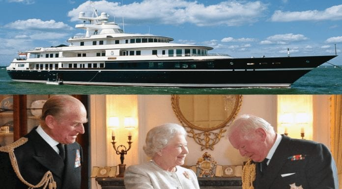 A Boat For Brenda 2021: Sir Philip Green should give his yacht to Queen – As decidedly dippy Dame Esther Rantzen calls for tyrannical twerp Sir Philip Green to hand over his gin palace to the Queen, we suggest Sir James Dyson or Sir Charles Dunstone's tubs as other options.