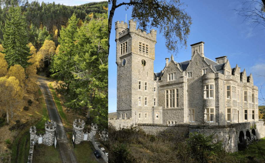 Carbisdale Castle 8