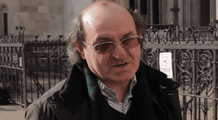 The Devil's Advocate Is Back 2022 – Giovanni Di Stefano – 'The Devil's Advocate' Giovanni Di Stefano's life is set to be made into a film following his forthcoming release from jail (and deportation from Britain) by Jim Sheridan. Working title: 'The Devil's Advocate – How to Win Fiends and Influence Despots.'