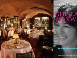Latest chapter from Kirby Sommers – EXCLUSIVE – Kirby Sommers shares another chapter from her latest book 'Ghislaine Maxwell: An Unauthorized Biography' with readers of 'The Steeple Times' and this time explores the currently incarcerated socialite's life in London in the 1980s.