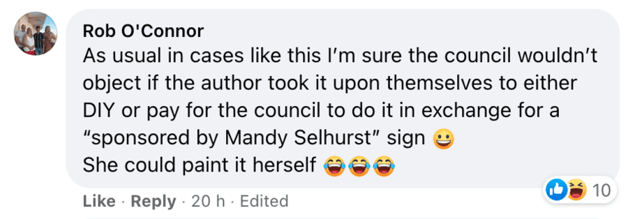 Mandy Selhurst Angry People in Local Newspapers 6