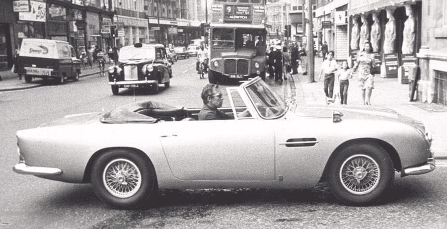 1964 Aston Martin DB5 – 1964 Aston Martin DB5 convertible – complete with very first car phone in Britain – owned originally by Peter Sellers and subsequently by Princess Margaret's husband to be auctioned. Bonhams will offer the 1964 Aston Martin DB5 convertible with an estimate of £1.3 million to £1.7 million ($1.8 million to $2.4 million, €1.5 million to €2 million or درهم6.8 million to درهم8.9 million) at their Bonhams Festival of Speed Sale on Friday 9th July 2021.