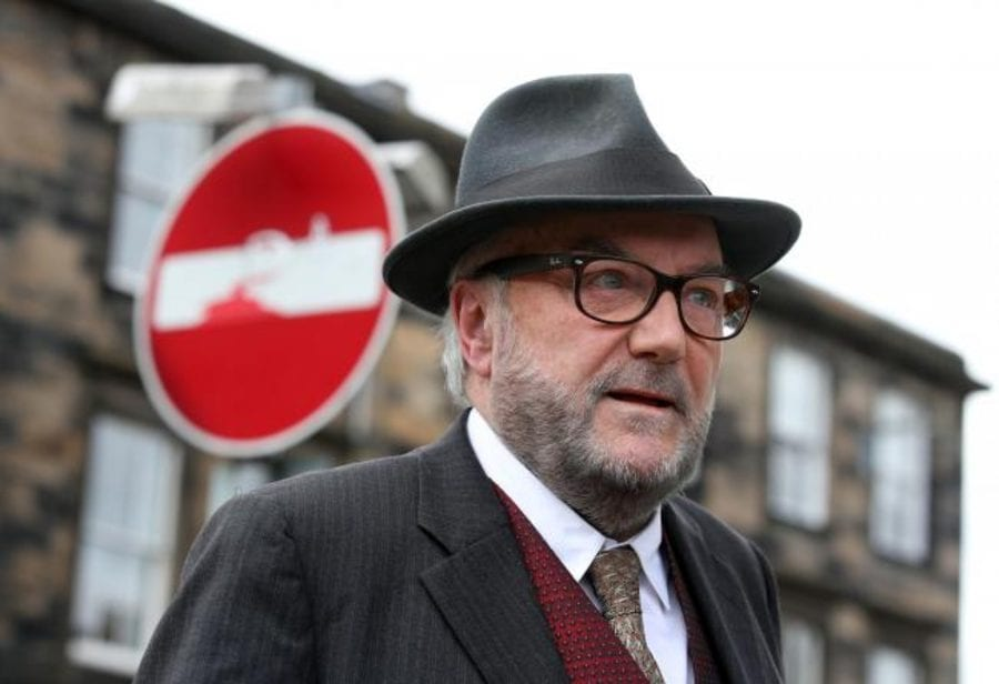 George Galloway Eat Your Hat