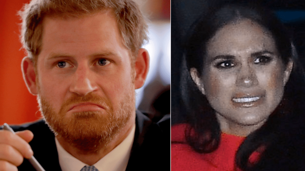 The Disgraceful Drips Duke and Duchess of Sussex